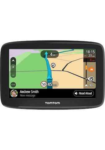TomTom »GO BASIC EU 45« Navigationsgerät (West -  und Osteuropa) kaufen