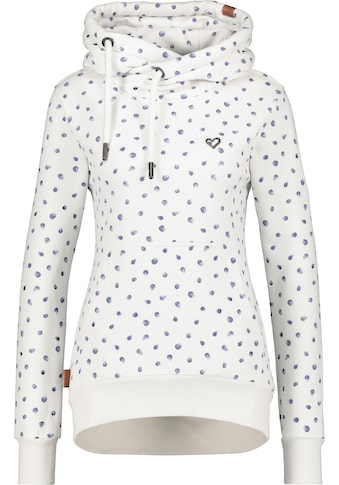 Alife & Kickin Sweatshirt »SarahAK B«, modischer Hoodie mit Alloverprint kaufen