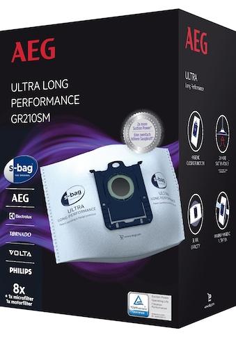 """AEG Staubsaugerbeutel """"s - bag Megapack für AEG VX9 GR210SM"""", passend für AEG kaufen"""