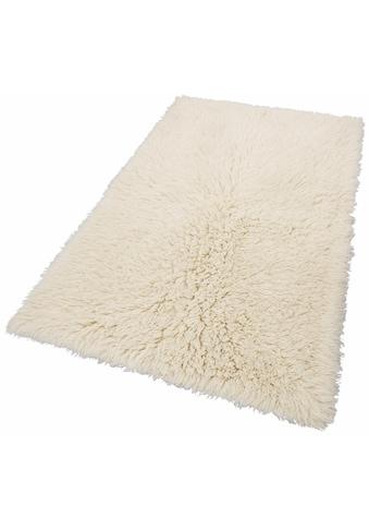 Wollteppich, »Flokos 2«, Theko Exklusiv, rechteckig, Höhe 70 mm, handgewebt kaufen
