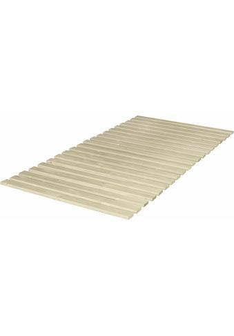 Breckle Rollrost »Fichte«, 20 Leisten, Kopfteil nicht verstellbar, stabil und robust,... kaufen