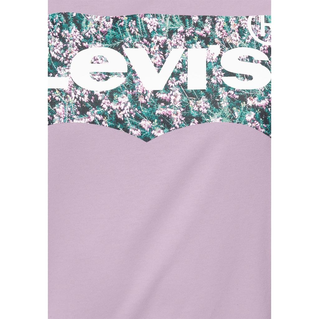Levi's® T-Shirt »Perfect Tee«, mit Logoprint