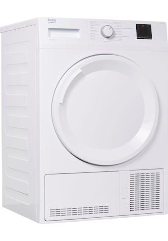 BEKO Kondenstrockner »DCU 8230 N« kaufen