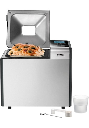 Unold Brotbackautomat »Backmeister® Top Edition 68415«, 12 Programme, 615 W, FUSION... kaufen