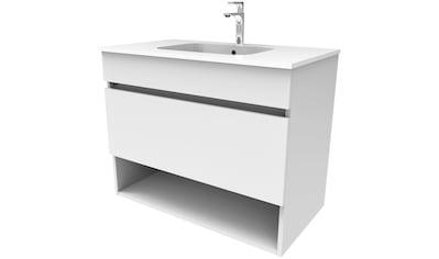 SANOTECHNIK Waschtisch »SMART«, 61,5 x 47 cm kaufen
