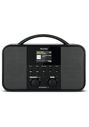 TechniSat Digitalradio (DAB+) »TECHNIRADIO 5 IR«, (WLAN Digitalradio... kaufen