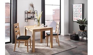 Holzzone Esstisch »SÖREN« kaufen