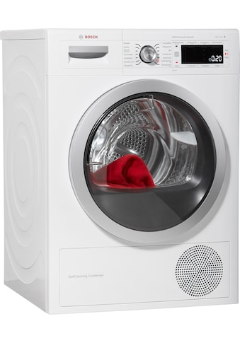 BOSCH Wärmepumpentrockner »WTW875W0«, Serie 8 kaufen