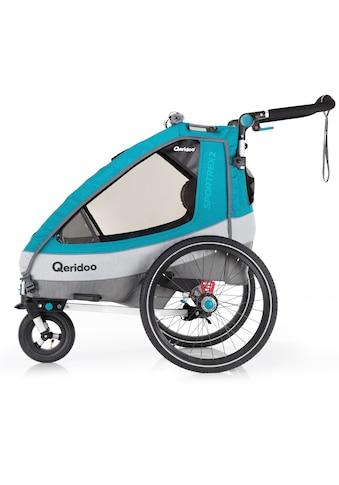 Qeridoo Fahrradkinderanhänger »SPORTREX 2« kaufen