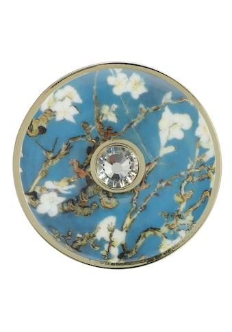 Goebel Brosche »Mandelbaum, Vincent van Gogh, 67045221«, mit Glasstein kaufen