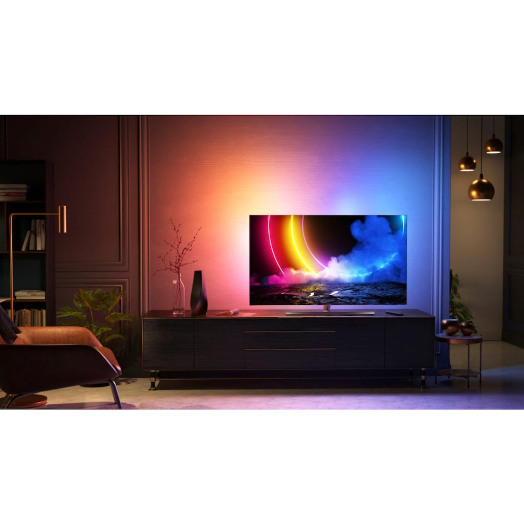"""Philips OLED-Fernseher »55OLED856/12«, 139 cm/55 """", 4K Ultra HD, Android TV-Smart-TV"""