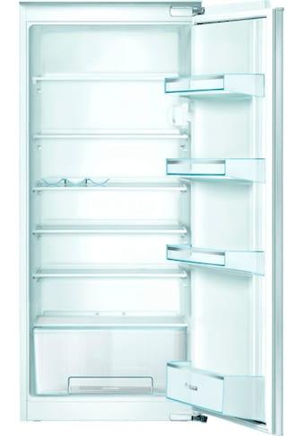 BOSCH Einbaukühlschrank »KIR24NFF0«, KIR24NFF0, 122,1 cm hoch, 54,1 cm breit kaufen