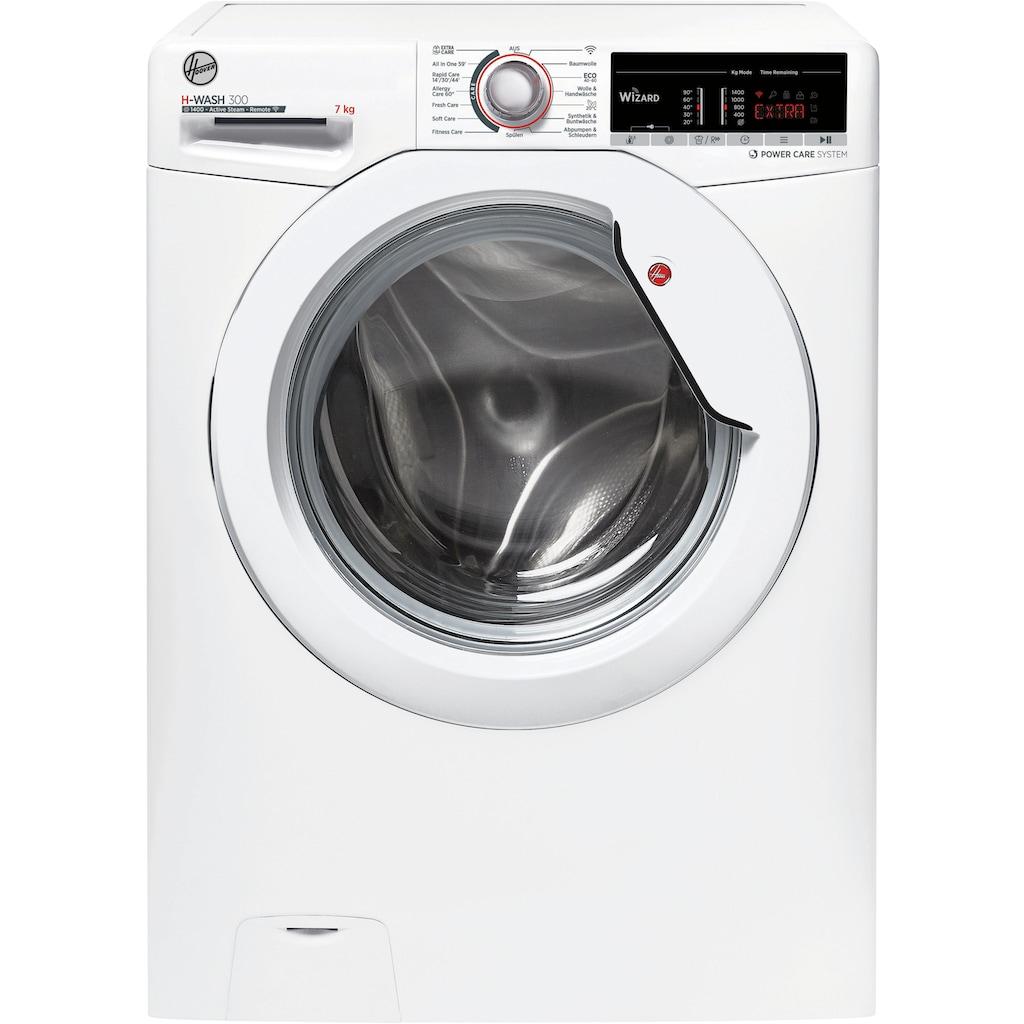 Hoover Waschmaschine »H3WS4Q473TAE-84«, H3WS4Q473TAE-84, 7 kg, 1400 U/min