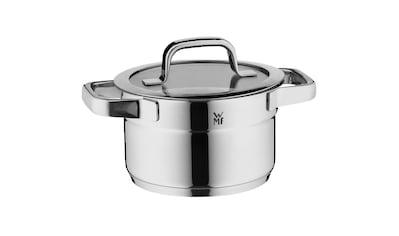 WMF Kochtopf hoch, Glasdeckel, Cromargan Edelstahl 18/10, Induktion »Compact Cuisine« kaufen