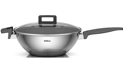 WOLL Wok »Concept«, Edelstahl 18/10, Ø 30 cm, induktionsgeeignet kaufen