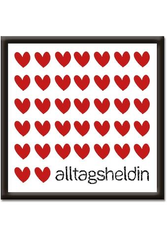 Artland Wandbild »Alltagsheldin« kaufen