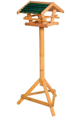 dobar Vogelhaus, BxTxH: 44x44x80 cm, mit Standbein kaufen
