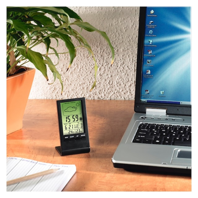 """Hama LCD-Thermo-/Hygrometer """"TH-100"""""""