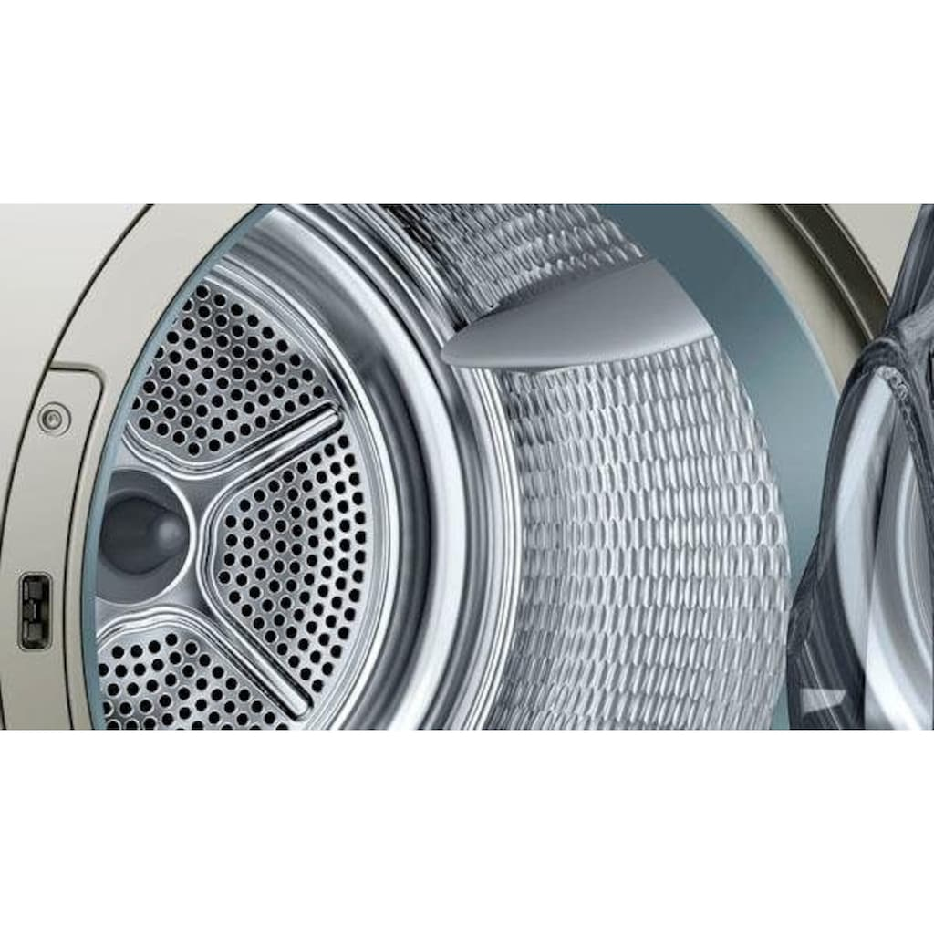 SIEMENS Wärmepumpentrockner »WT47XMS1«, iQ700, mit intelligentCleaning System
