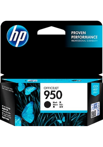 HP »hp 950 Original Schwarz« Tintenpatrone (1 - tlg.) kaufen