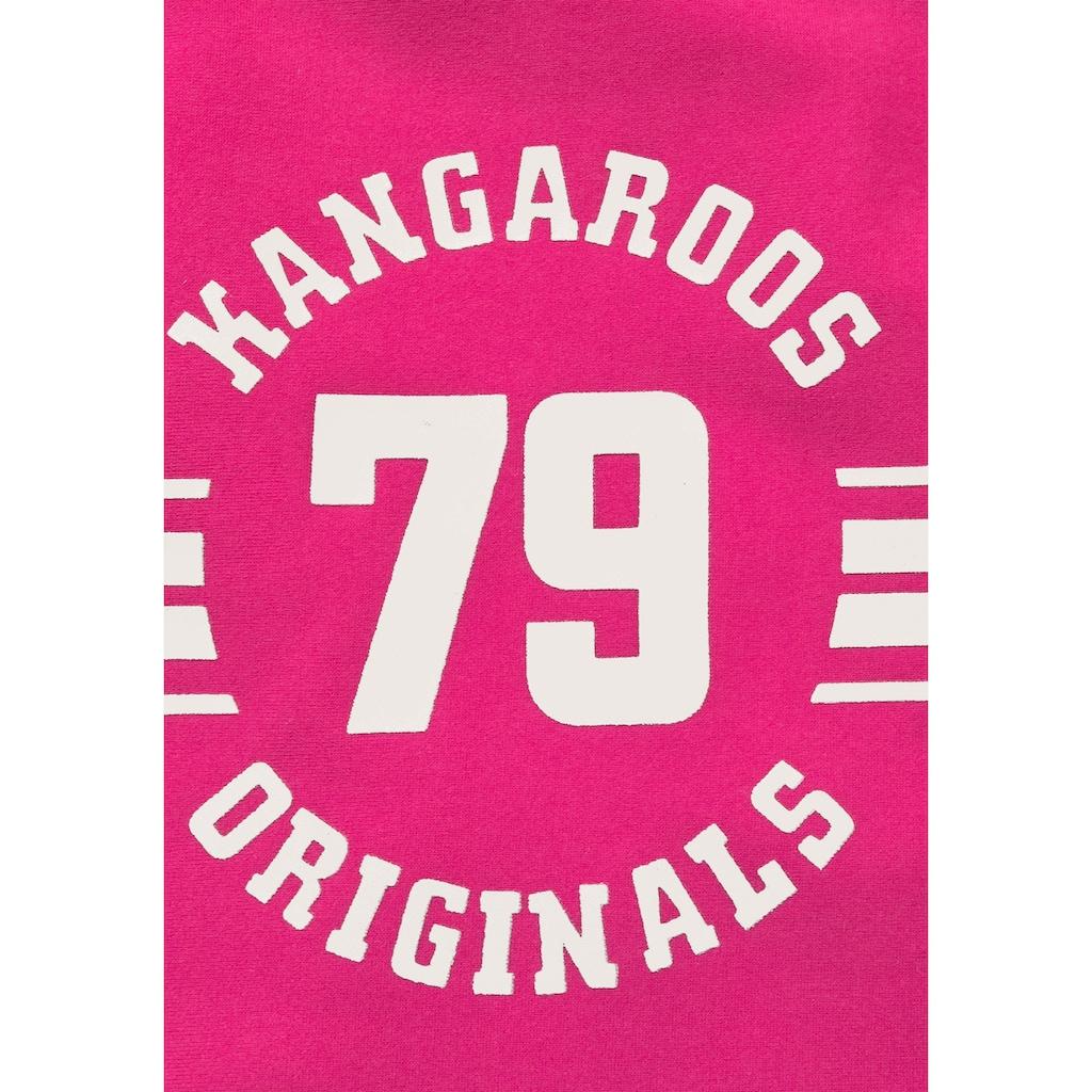KangaROOS Tankini »Sporty«, mit sportlichem Frontdruck