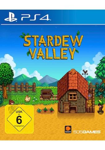 PlayStation 4 Spiel »Stardew Valley«, PlayStation 4 kaufen