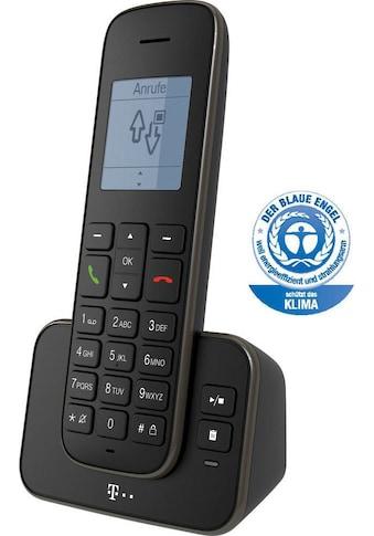 Telekom Schnurloses DECT-Telefon »Sinus A207«, (Mobilteile: 1),... kaufen