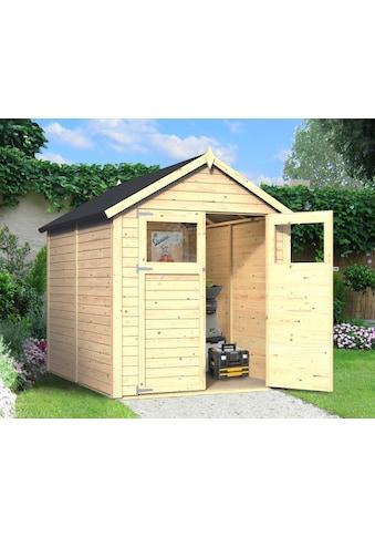 KONIFERA Gartenhaus »Sylt 3« kaufen