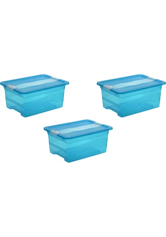 keeeper Aufbewahrungsbox »cornelia«, (Set, 3 St.), mit Deckel, 12 Liter kaufen