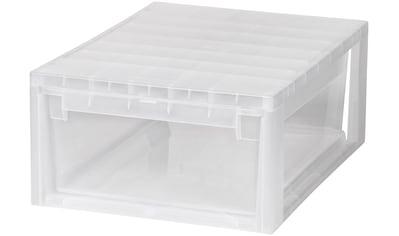 KREHER Aufbewahrungsbox »12 Liter, mit Schublade« kaufen