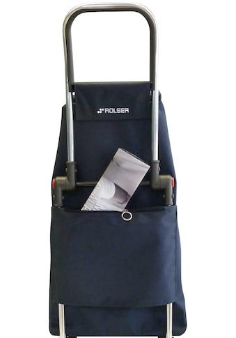 Rolser Einkaufstrolley »Logic RD6 I-Max MF«, (1 tlg.), Maße: 48,5x38,5x108,5 cm,... kaufen