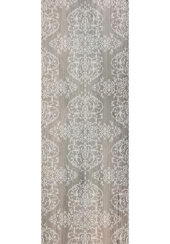 QUEENCE Vinyltapete »Muster - Grau - Braun«, 90 x 250 cm, selbstklebend kaufen