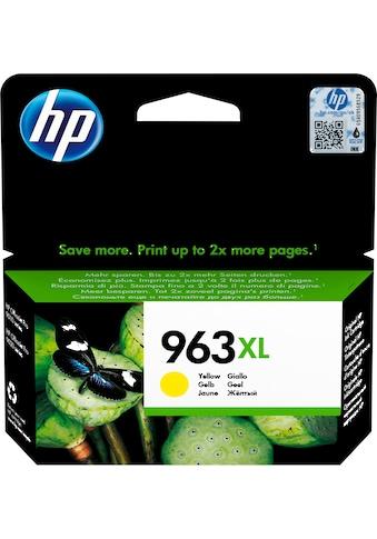 HP »hp 963XL Original Gelb« Tintenpatrone (1 - tlg.) kaufen