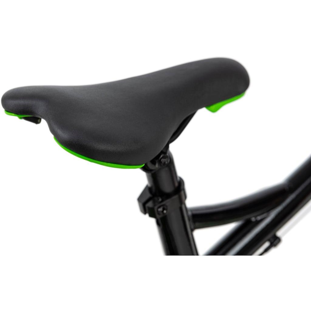KS Cycling Fatbike »Crusher 6217«, 6 Gang, Shimano, Tourney Schaltwerk, Kettenschaltung