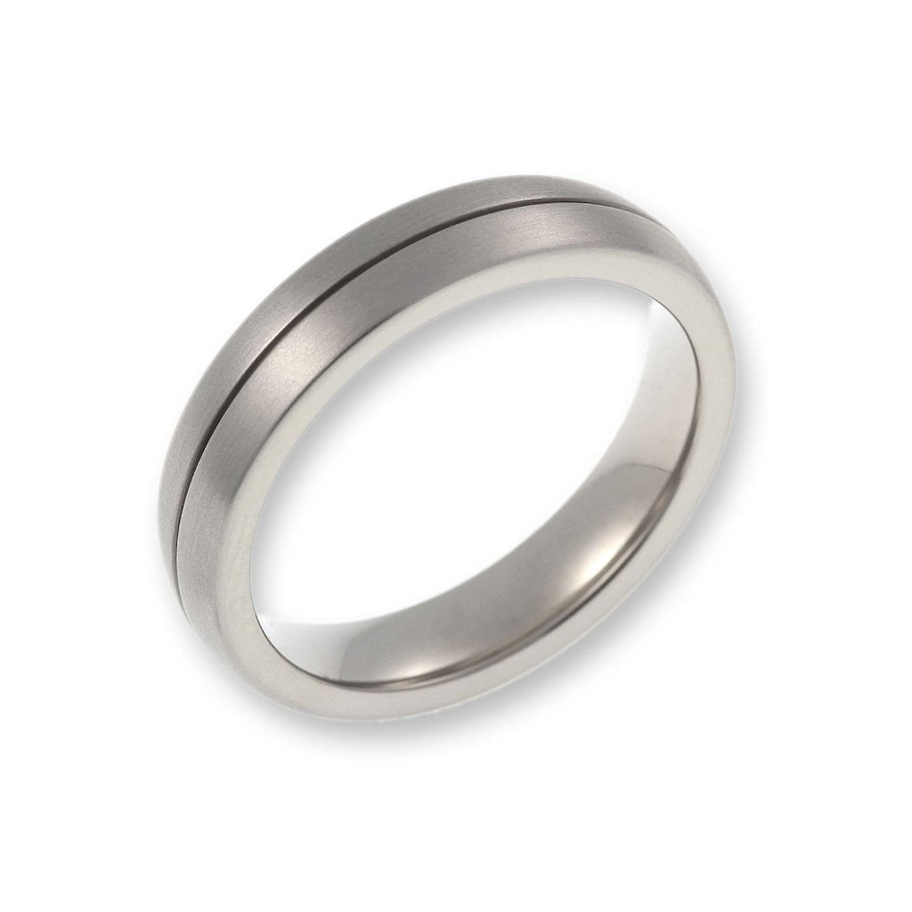 CORE by Schumann Design Trauring »20006187-DR, 20006187-HR, ST051.08«, Made in Germany - wahlweise mit oder ohne Diamanten