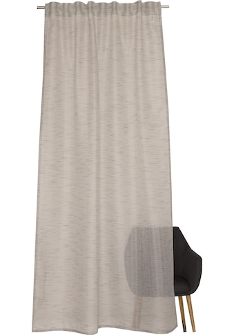 SCHÖNER WOHNEN-Kollektion Vorhang »Meshwork«, HxB: 250x130, Transparent, Netzoptik kaufen