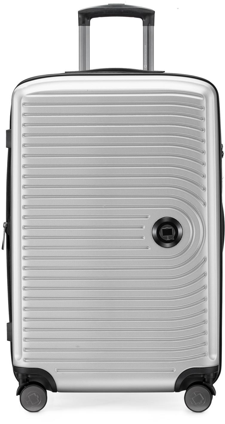 Hauptstadtkoffer Hartschalen-Trolley Mitte, weiß, 68 cm, 4 Rollen | Taschen > Koffer & Trolleys > Trolleys | Weiß | hauptstadtkoffer