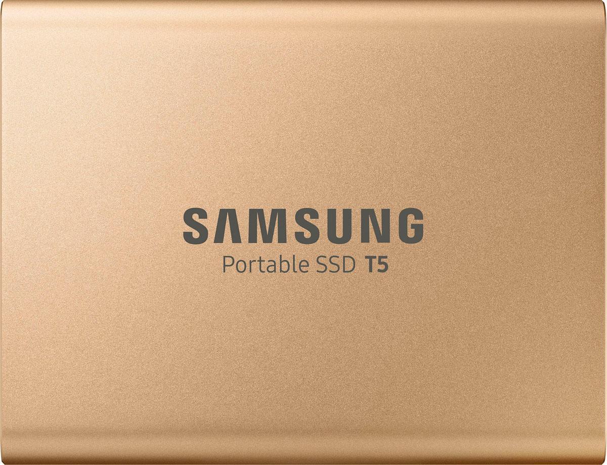 Samsung »Portable SSD T5« SSD-Festplatte (USB 3.1)