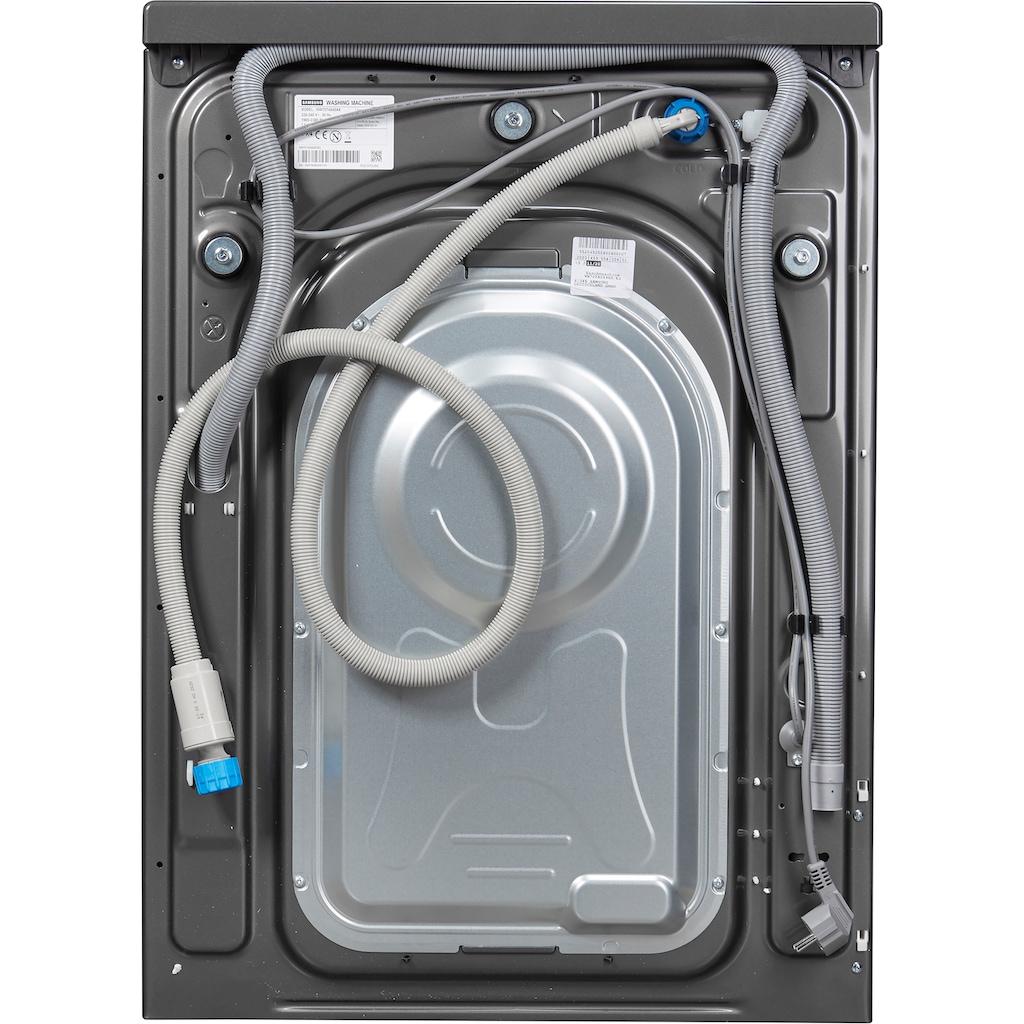 Samsung Waschmaschine »WW70TA049AX«, WW5000T INOX, WW70TA049AX, 7 kg, 1400 U/min, FleckenIntensiv-Funktion