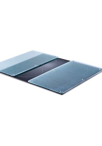 """Zeller Present Schneide -  und Abdeckplatte """"Glas"""", ESG - Sicherheitsglas, (Set, 2 - tlg.) kaufen"""