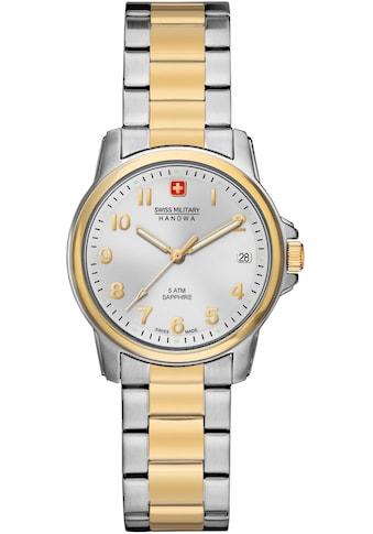 Swiss Military Hanowa Schweizer Uhr »SWISS SOLDIER LADY PRIME, 06 - 7141.2.55.001« kaufen