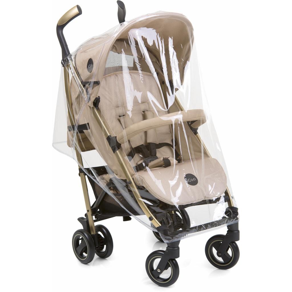 iCoo Kinderwagen-Regenschutzhülle, »Raincover Pace«
