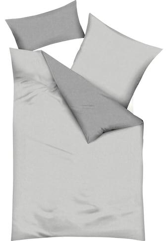 Kaeppel Wendebettwäsche »Chambray«, im Wendedesign kaufen