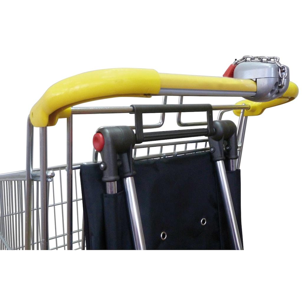 Rolser Einkaufstrolley »Logic RG I-Max Nitt«, in verschiedenen Farben, Max. Tragkraft: 40 kg, Tasche abnehmbar