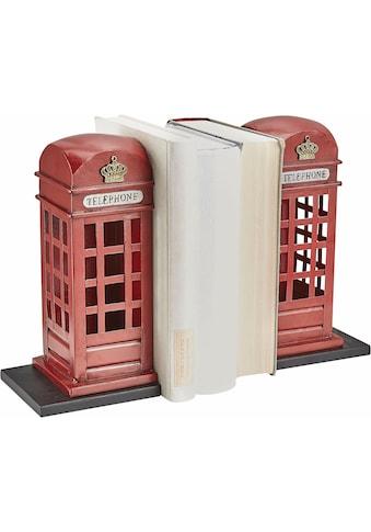 Home affaire Buchstütze »Telefonzelle« kaufen