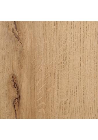BODENMEISTER Spar - Set: Laminat »Dielenoptik Eiche beige rustikal«, 1376 x 193 mm, Stärke: 7mm kaufen