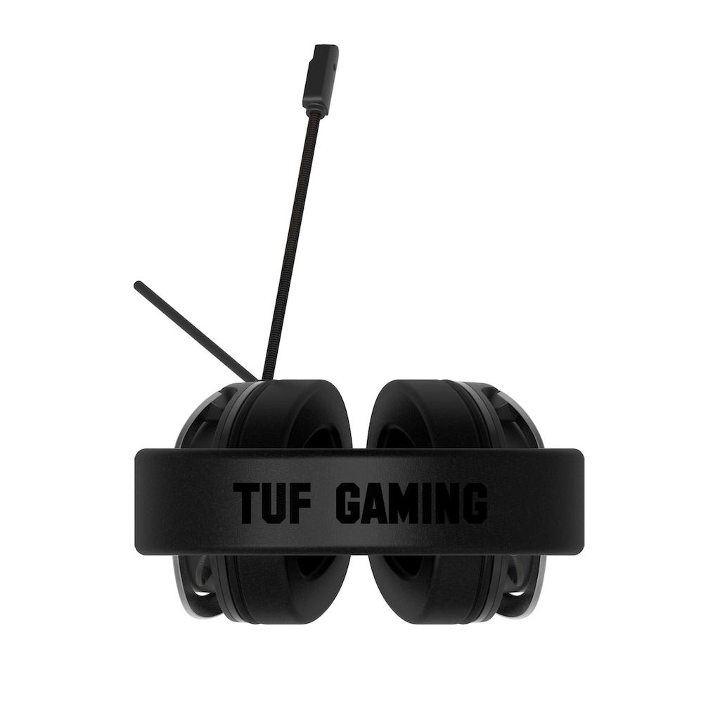 Asus TUF H3 Gun Metal Gaming Headset »7.1-Surround-Sound,tiefem Bass,leichtem Design«
