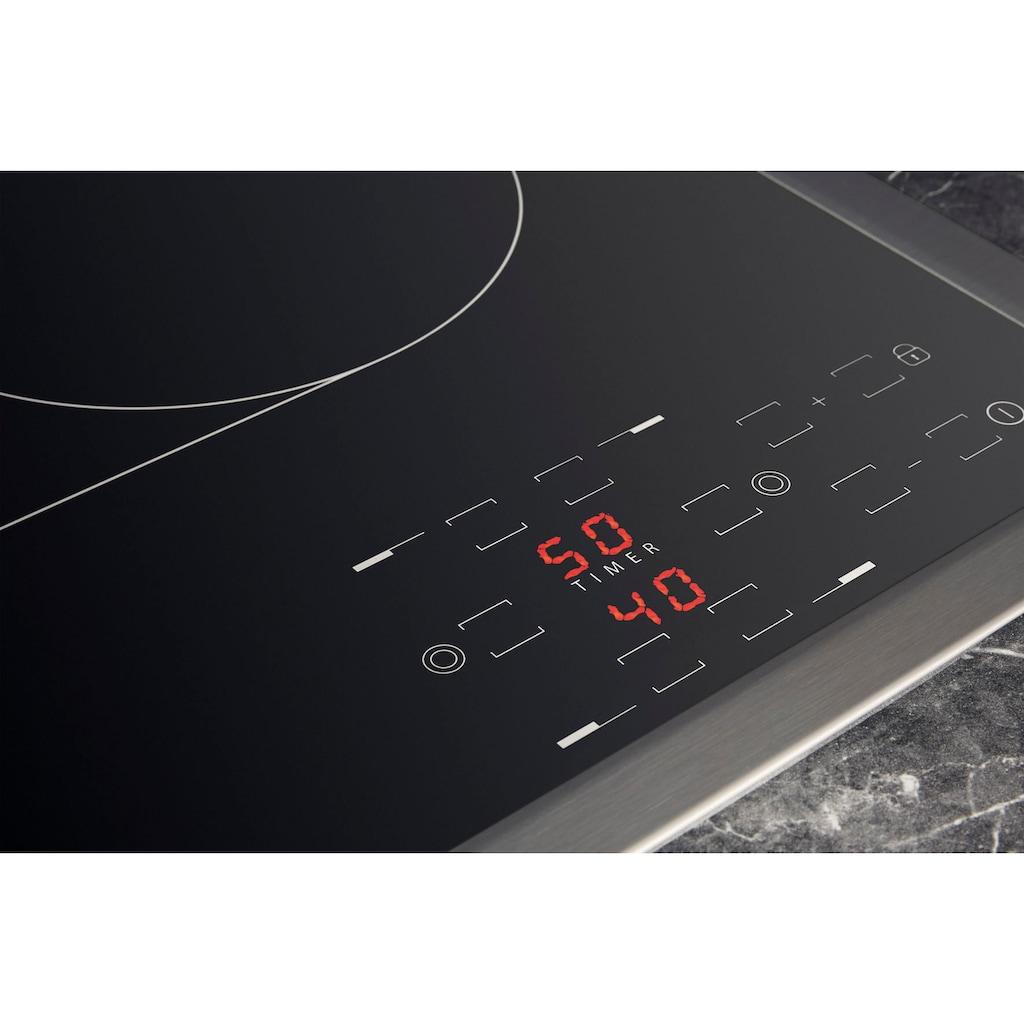 BAUKNECHT Elektro-Kochfeld von SCHOTT CERAN®, CTAR 9642 IN, mit Touch-Control-Steuerung