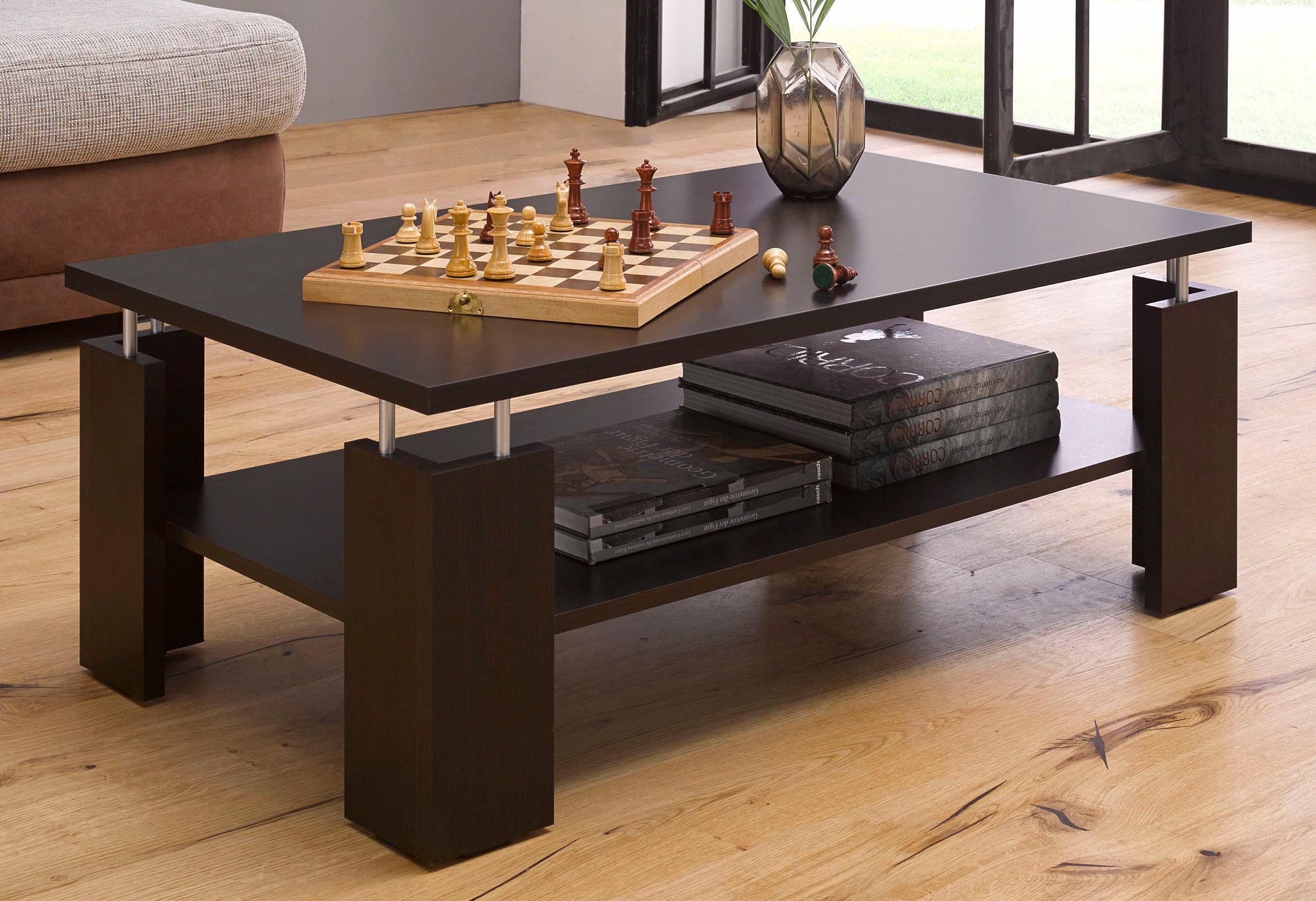 INOSIGN Couchtisch   Wohnzimmer > Tische > Couchtische   Braun   INOSIGN