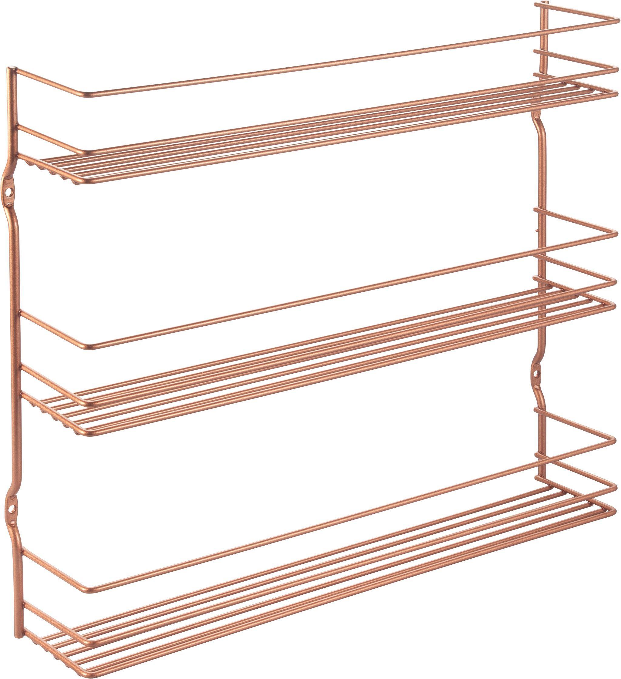 Metaltex Gewürzregal Pepito | Küche und Esszimmer > Küchenregale > Gewürzregale | Metaltex